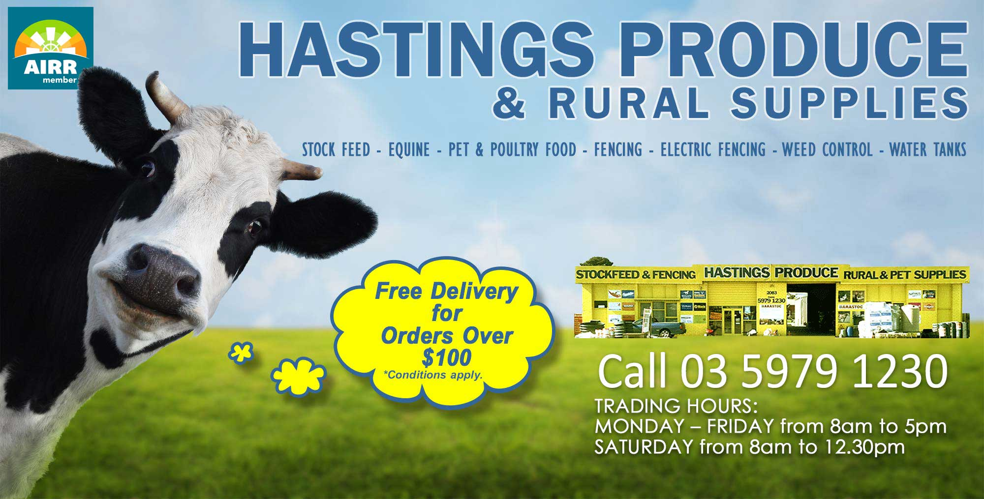 Hastings Produce and Rural Supplies